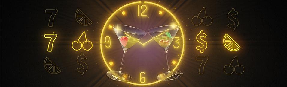 Clasificación happy hours Bwin