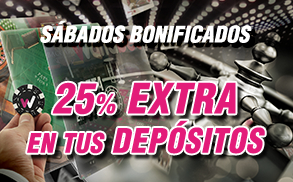 wanabet 25% extra depositos casino