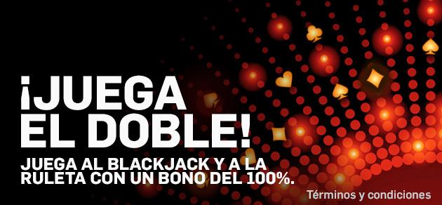 Betfair casino juega al blackjack y ruleta con bono del 100%