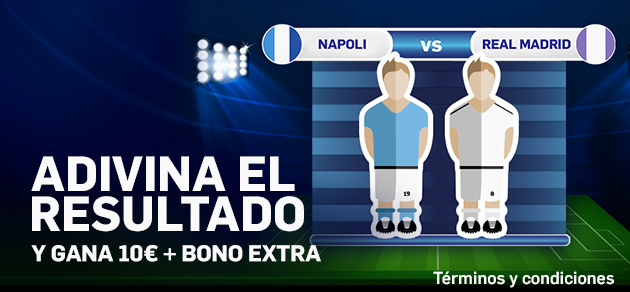 Betfair Napoli Real Madrid