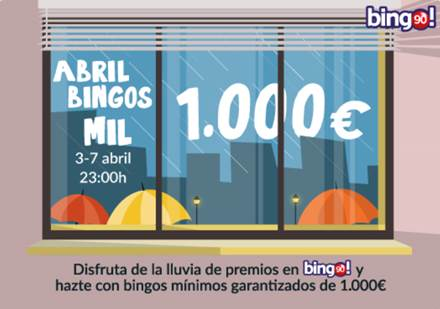 bingo tombola abril