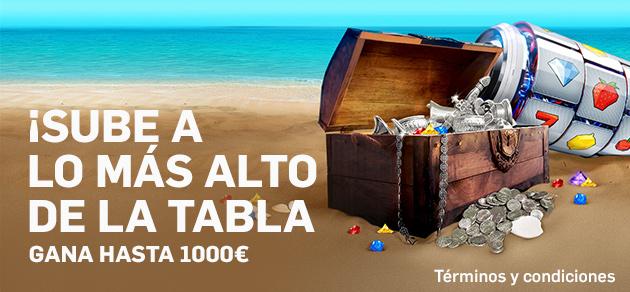 Betfair Sube en la tabla y gana hasta 1000€