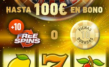 Sportium casino 10 giros gratis