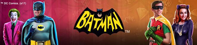 Starcasino Batman slots