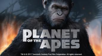 Starcasino planet of apes slots