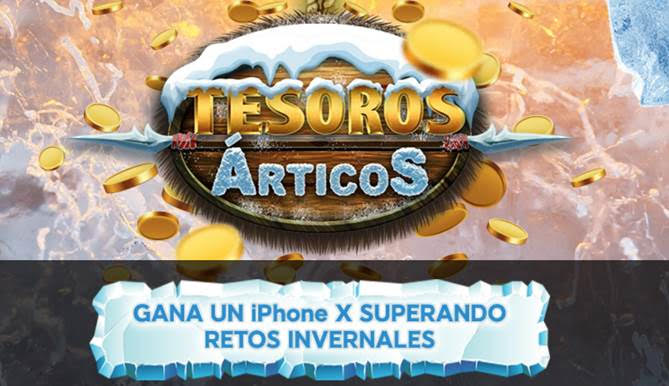 888casino 500€ al día y un iPhone X