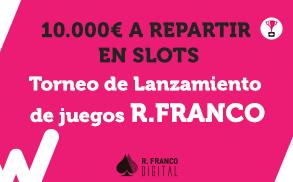 Wanabet Torneo slots 10.000€ a repartir