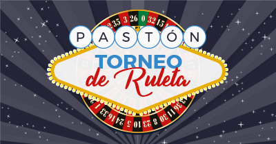 Paston Torneo de Ruleta