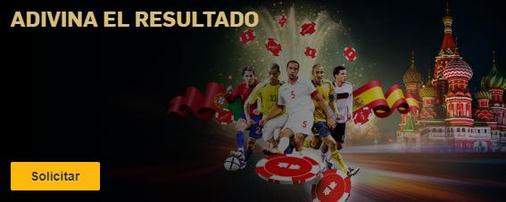 bonos de casinos Betfair Casino Adivina el Resultado Portugal vs España