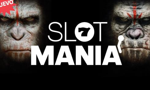 bonos de casinos Paf Slotmania 125€ semanales