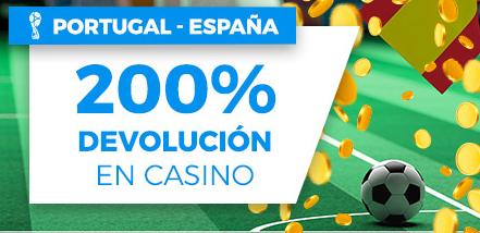 bonos de casinos Paston Casino Portugal - España 200% devolucion!