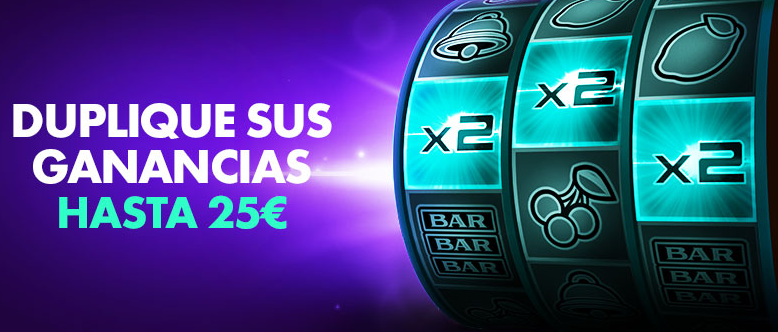 Bet365 Casino Duplique sus ganancias hasta 25€