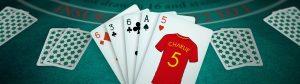 Reto blackjack-five card Charlie en Bet365