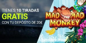 la Slot Mad Mad Monkey