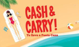 Cash&Carry te llevan a Punta Cana en Paf