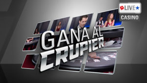Gana al crupier y llevate hasta 10.000€ en Pokerstars casino