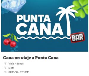 Gana un viaje a Punta Cana con Paf