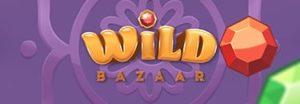 Wild bazaar devolucion del 100% hasta 20€ en Betsson