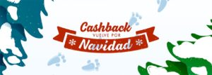 Cashback vuelve por navidad en Botemania