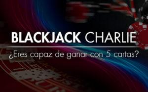 Blackjack charlie en Sportium