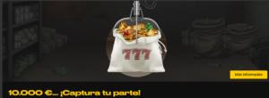 10.000€ captura tu parte en Bwin
