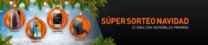 Super sorteo navidad Casino777