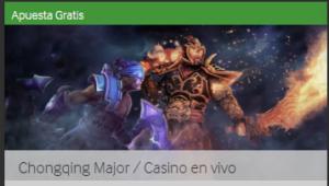 20€ gratis en apuestas por jugar en casino Betway