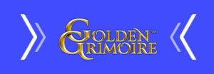 Golden Grimoure aterriza en Betsson