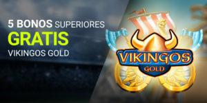 Bonos superiores gratis vikingos gold en Luckia