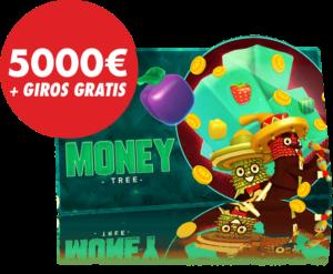 Sorteamos 5.000€ y giros gratis en casino Circus